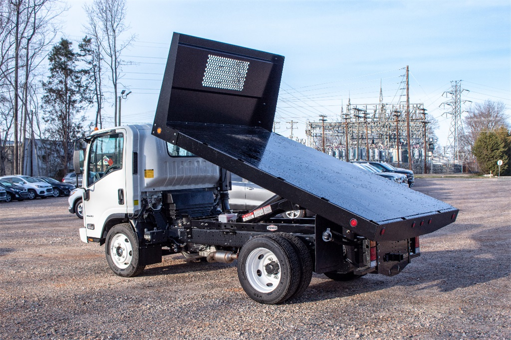 2018 LCF 4500 Regular Cab,  Platform Body #FK3595 - photo 2
