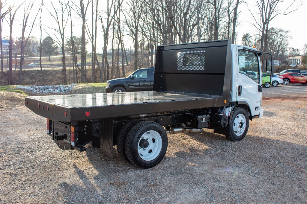2018 LCF 4500 Regular Cab,  Platform Body #FK3595 - photo 7