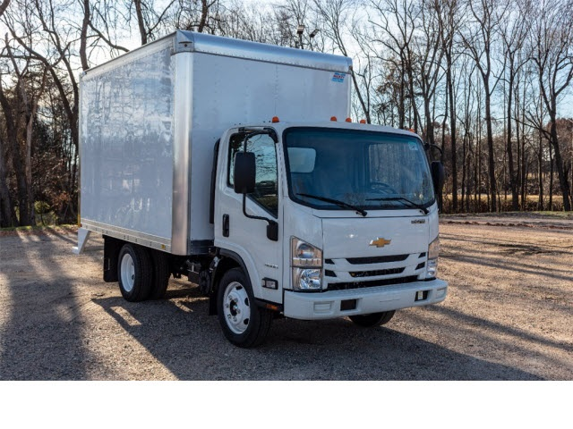 2018 LCF 4500 Regular Cab,  Mickey Truck Bodies Dry Freight #FK3596 - photo 10