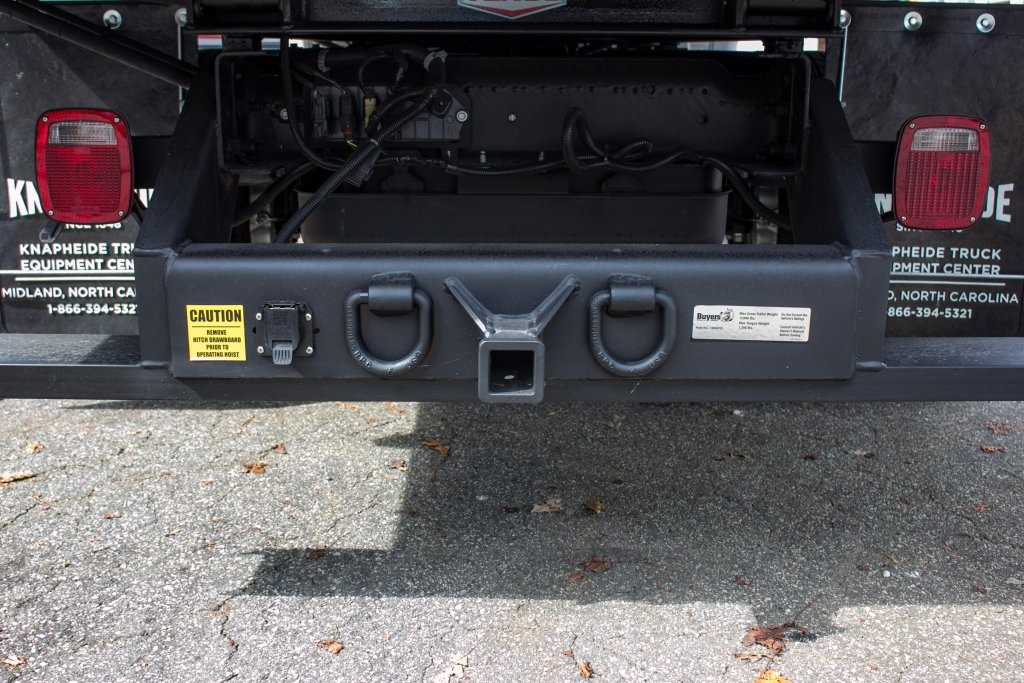 2017 Silverado 3500 Regular Cab DRW 4x4,  Knapheide Platform Body #FK3649 - photo 16