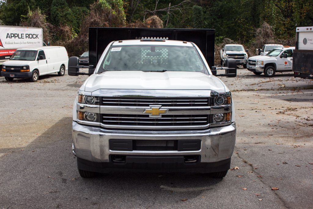 2017 Silverado 3500 Regular Cab DRW 4x4,  Knapheide Platform Body #FK3649 - photo 22