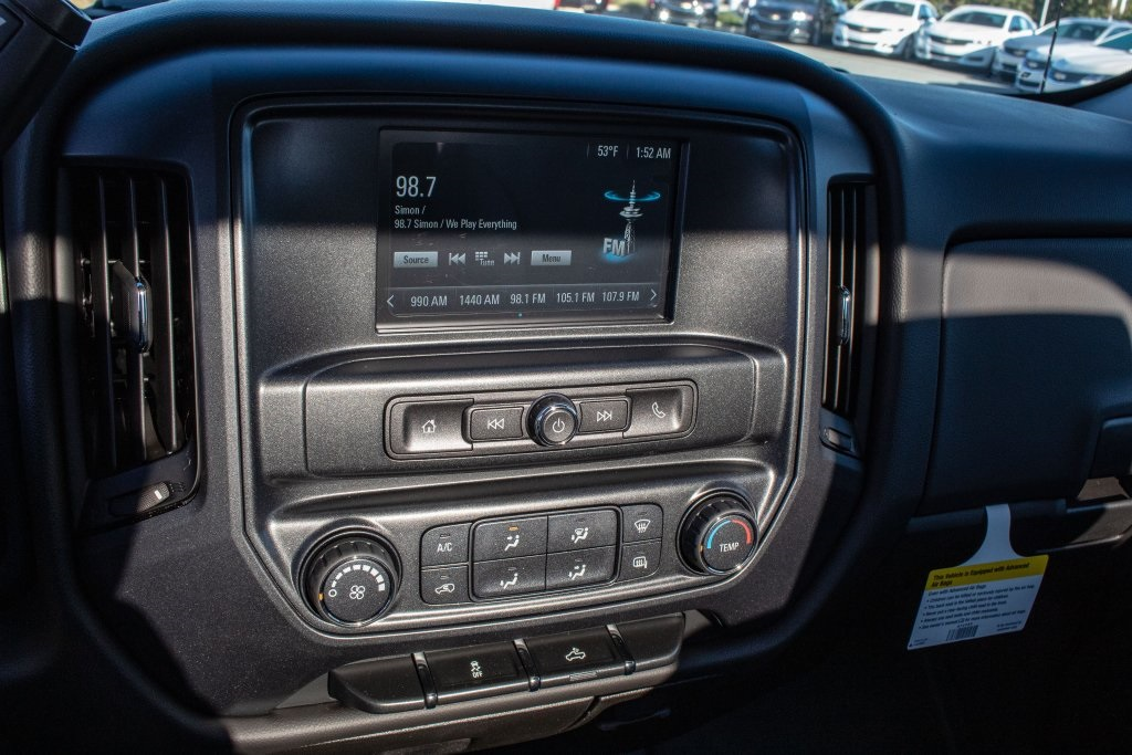 2018 Silverado 1500 Regular Cab 4x2,  Pickup #FK3923P - photo 23