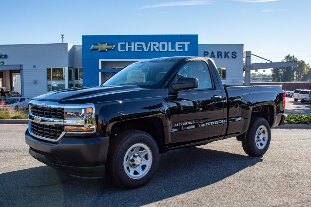 2018 Silverado 1500 Regular Cab 4x2,  Pickup #FK3923P - photo 3