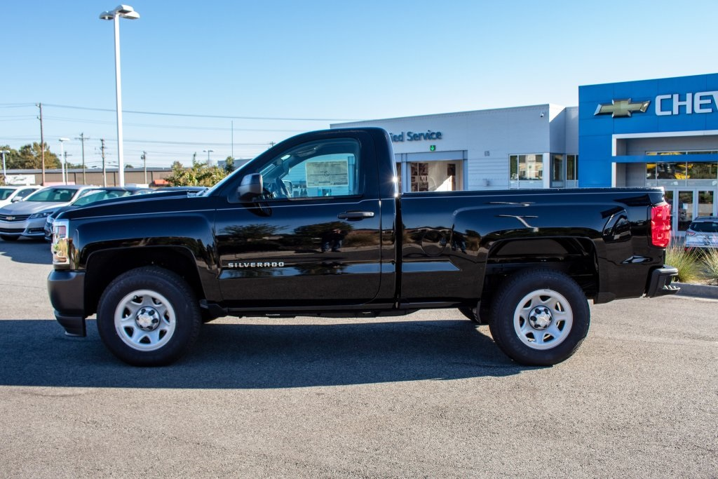 2018 Silverado 1500 Regular Cab 4x2,  Pickup #FK3923P - photo 4