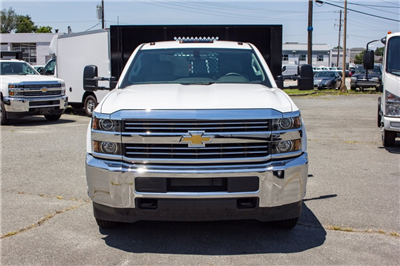 2017 Silverado 3500 Regular Cab DRW 4x4,  Knapheide Value-Master X Platform Body #FK3991 - photo 14