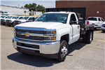 2017 Silverado 3500 Regular Cab DRW 4x4,  Knapheide Value-Master X Platform Body #FK3991 - photo 13