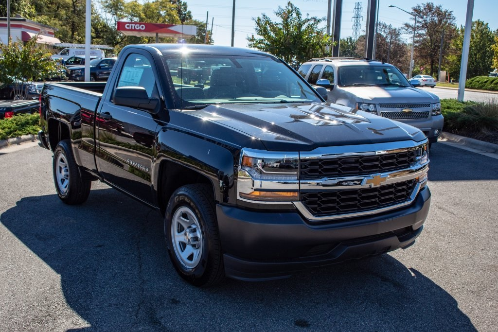 2018 Silverado 1500 Regular Cab 4x2,  Pickup #FK4092P - photo 10