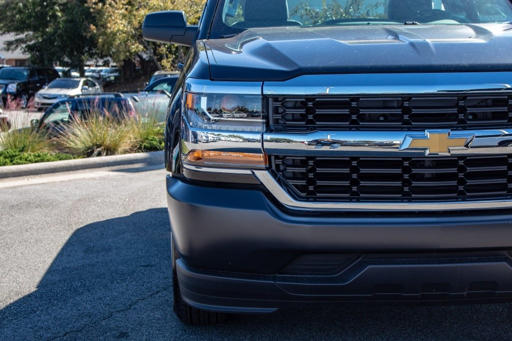 2018 Silverado 1500 Regular Cab 4x2,  Pickup #FK4092P - photo 11