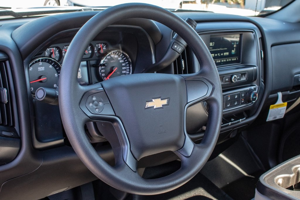 2018 Silverado 1500 Regular Cab 4x2,  Pickup #FK4092P - photo 19