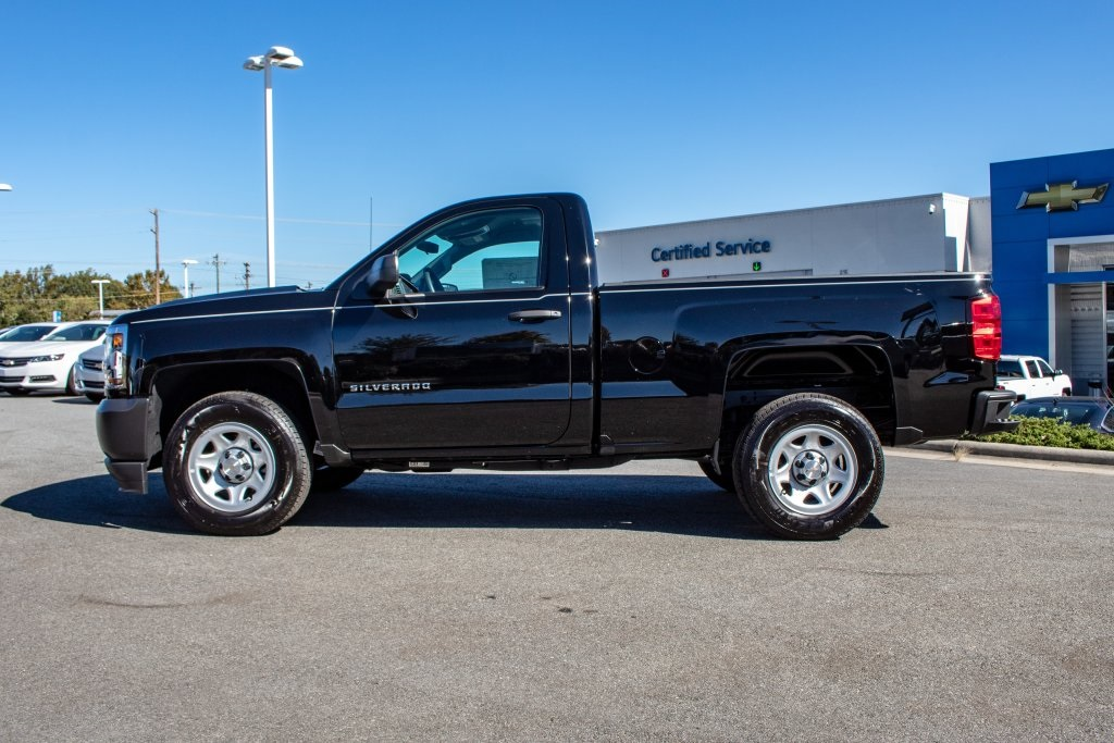 2018 Silverado 1500 Regular Cab 4x2,  Pickup #FK4092P - photo 3