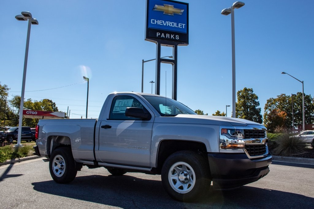 2018 Silverado 1500 Regular Cab 4x2,  Pickup #FK4229P - photo 9