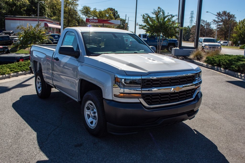 2018 Silverado 1500 Regular Cab 4x2,  Pickup #FK4229P - photo 10