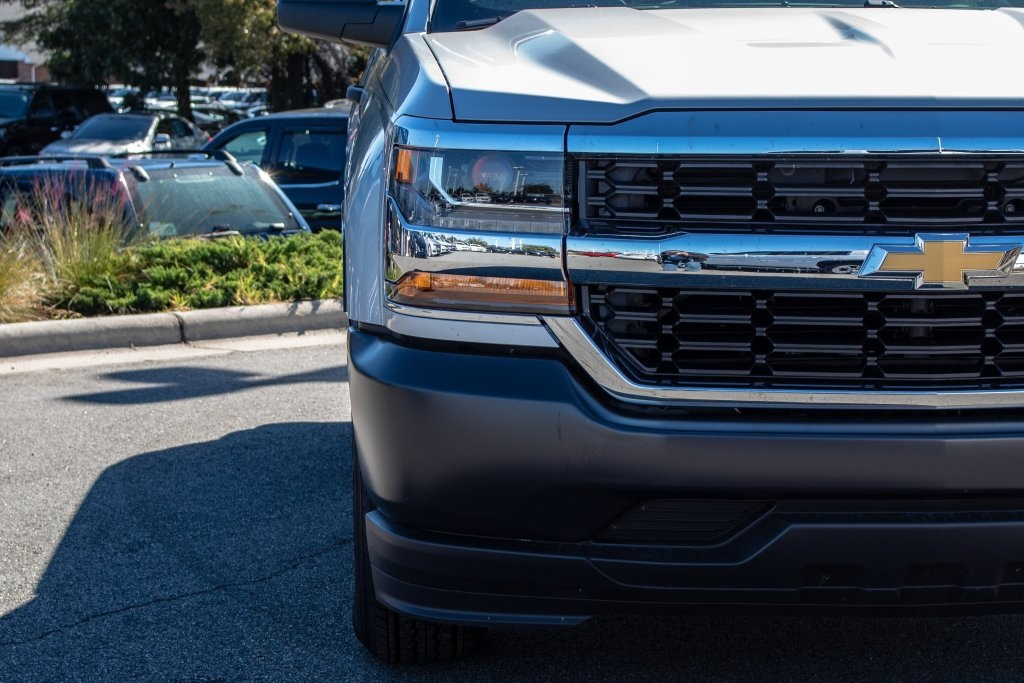 2018 Silverado 1500 Regular Cab 4x2,  Pickup #FK4229P - photo 11