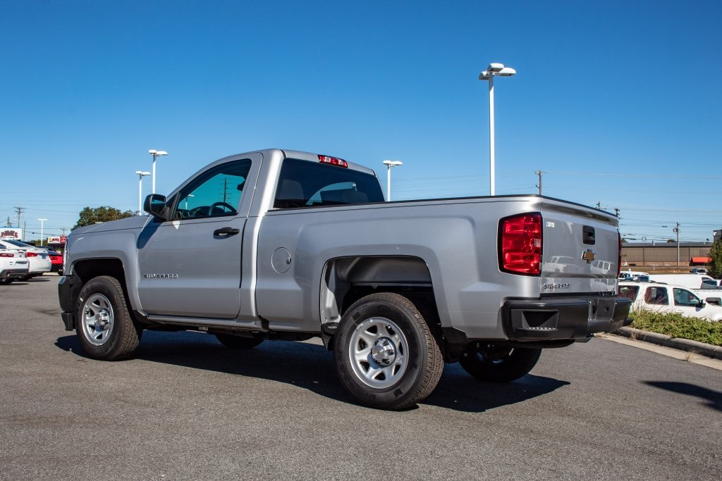 2018 Silverado 1500 Regular Cab 4x2,  Pickup #FK4229P - photo 2