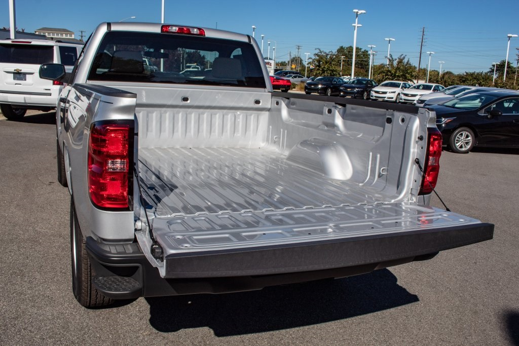 2018 Silverado 1500 Regular Cab 4x2,  Pickup #FK4229P - photo 6