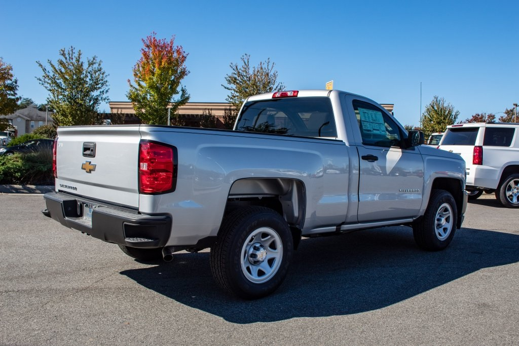2018 Silverado 1500 Regular Cab 4x2,  Pickup #FK4229P - photo 7