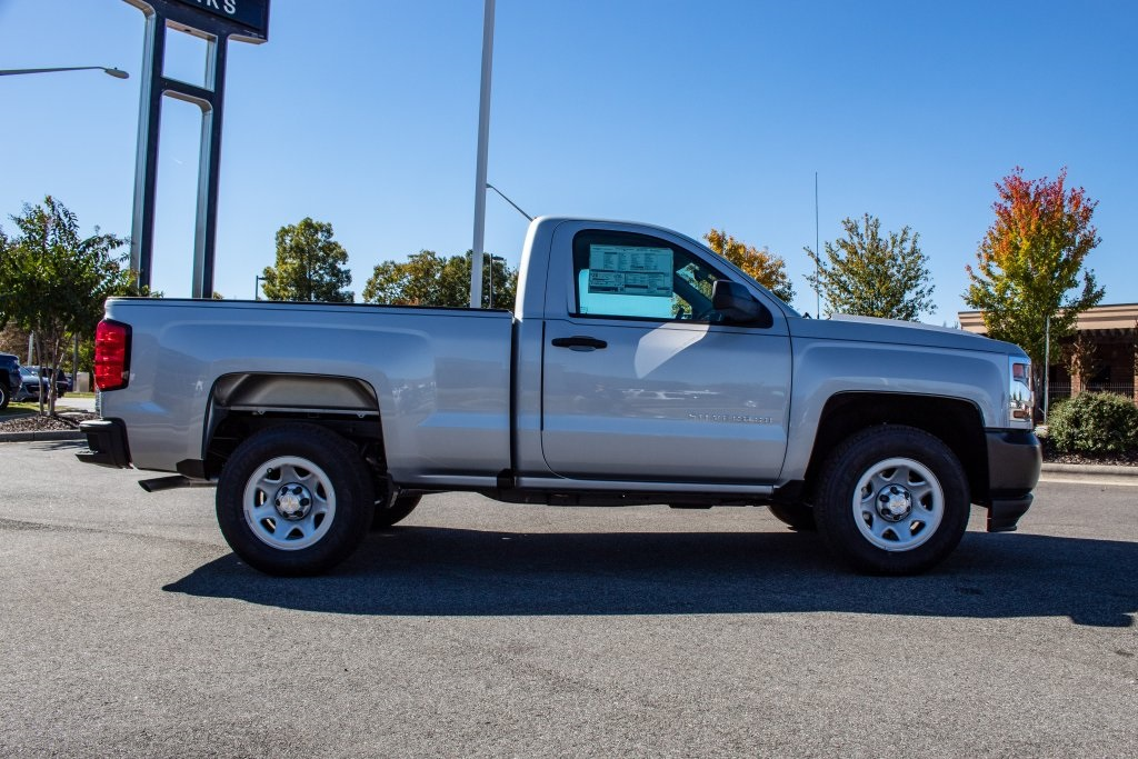 2018 Silverado 1500 Regular Cab 4x2,  Pickup #FK4229P - photo 8
