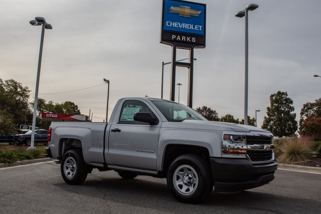 2018 Silverado 1500 Regular Cab 4x2,  Pickup #FK4871P - photo 9