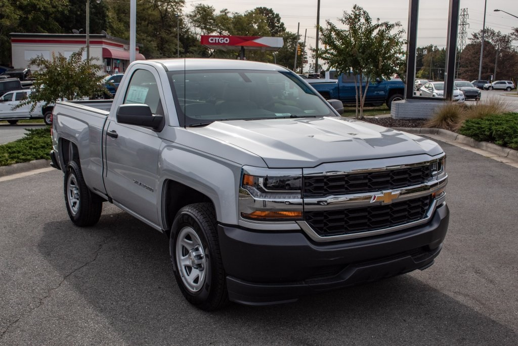 2018 Silverado 1500 Regular Cab 4x2,  Pickup #FK4871P - photo 10