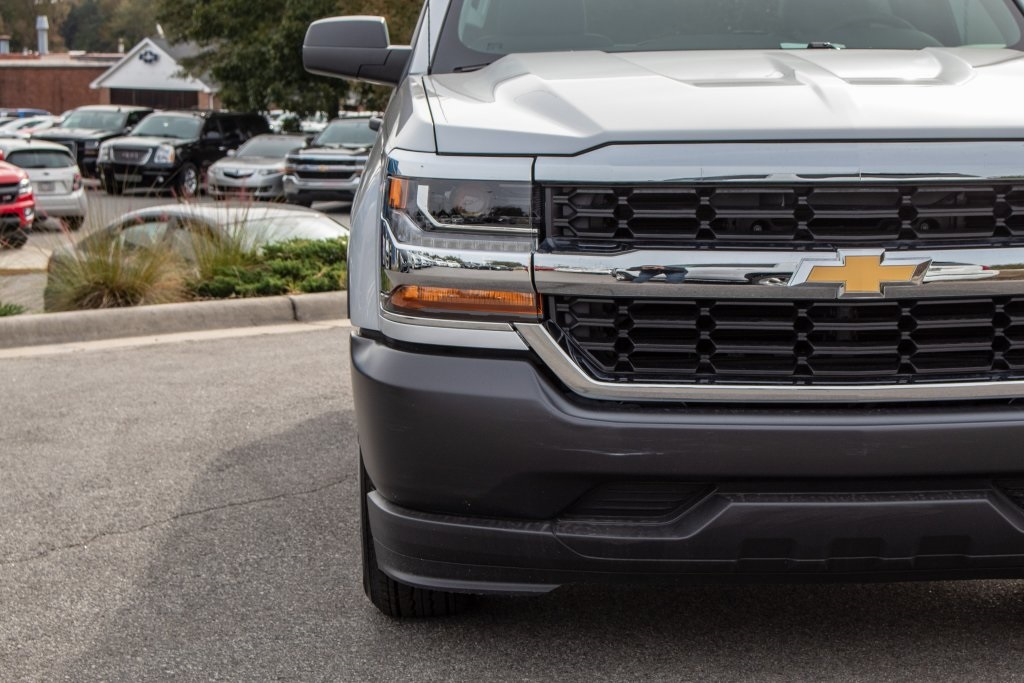2018 Silverado 1500 Regular Cab 4x2,  Pickup #FK4871P - photo 11