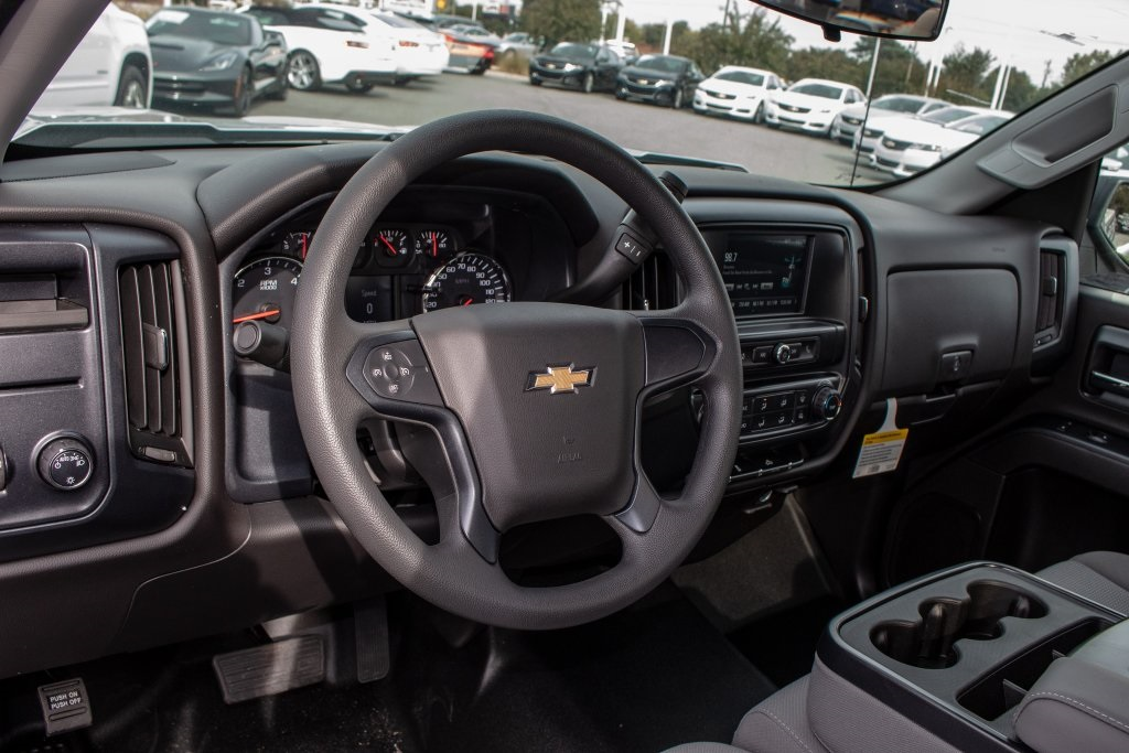 2018 Silverado 1500 Regular Cab 4x2,  Pickup #FK4871P - photo 20
