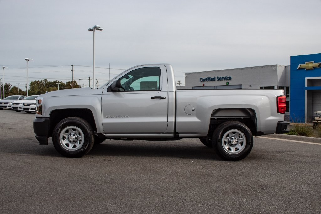2018 Silverado 1500 Regular Cab 4x2,  Pickup #FK4871P - photo 3