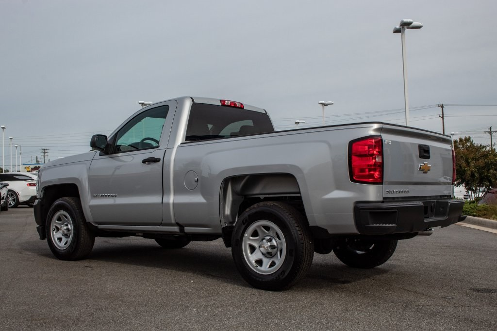 2018 Silverado 1500 Regular Cab 4x2,  Pickup #FK4871P - photo 2