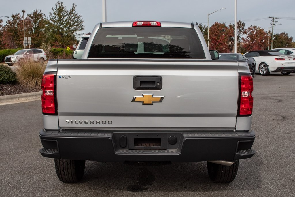 2018 Silverado 1500 Regular Cab 4x2,  Pickup #FK4871P - photo 5
