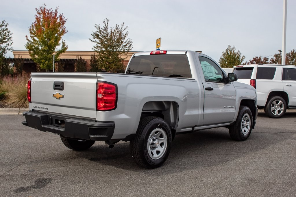 2018 Silverado 1500 Regular Cab 4x2,  Pickup #FK4871P - photo 7