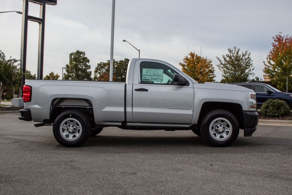 2018 Silverado 1500 Regular Cab 4x2,  Pickup #FK4871P - photo 8