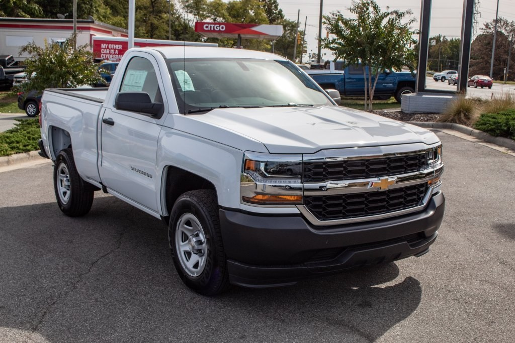 2018 Silverado 1500 Regular Cab 4x2,  Pickup #FK5461P - photo 10