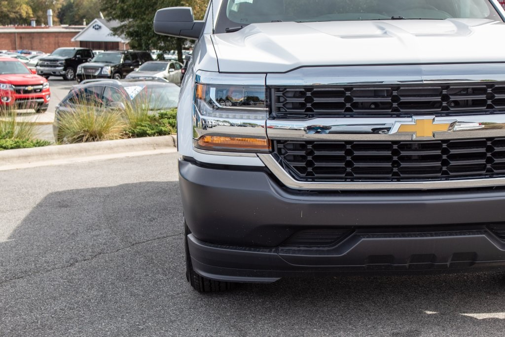 2018 Silverado 1500 Regular Cab 4x2,  Pickup #FK5461P - photo 11