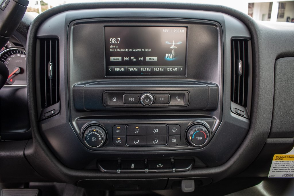 2018 Silverado 1500 Regular Cab 4x2,  Pickup #FK5461P - photo 23