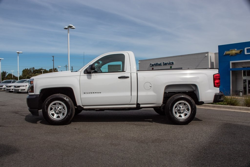 2018 Silverado 1500 Regular Cab 4x2,  Pickup #FK5461P - photo 3