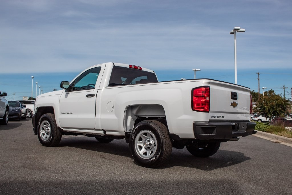 2018 Silverado 1500 Regular Cab 4x2,  Pickup #FK5461P - photo 2