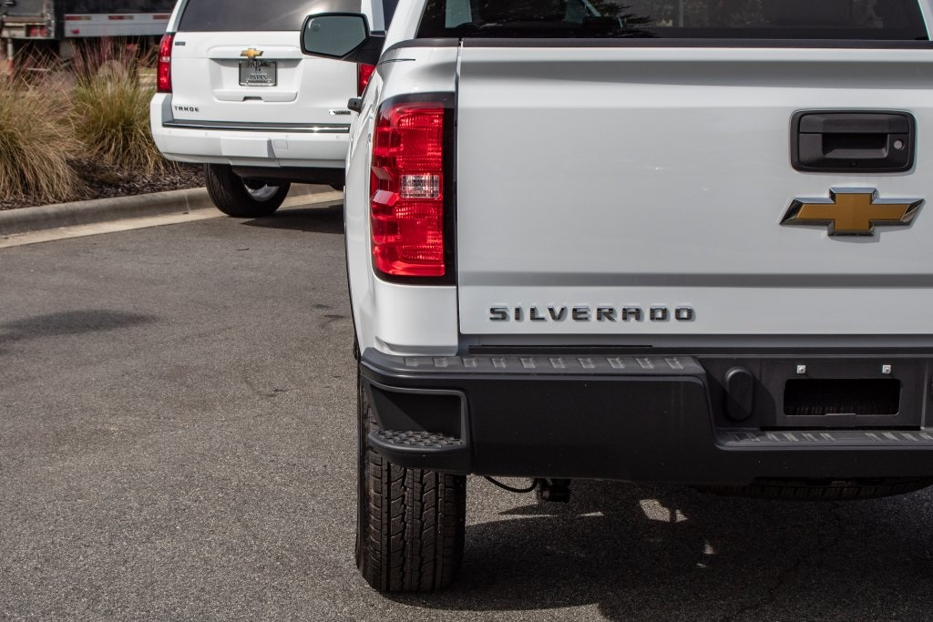 2018 Silverado 1500 Regular Cab 4x2,  Pickup #FK5461P - photo 4