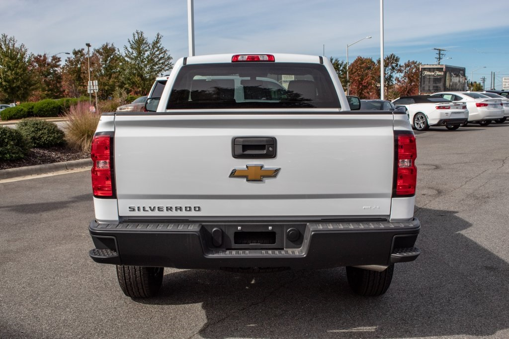 2018 Silverado 1500 Regular Cab 4x2,  Pickup #FK5461P - photo 5