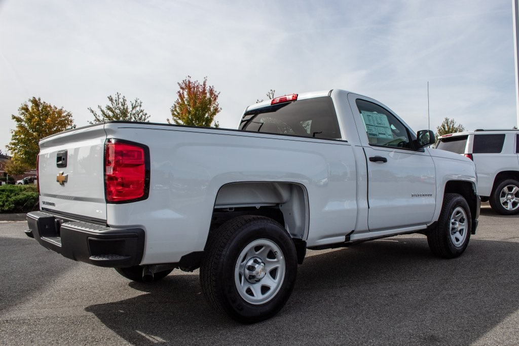 2018 Silverado 1500 Regular Cab 4x2,  Pickup #FK5461P - photo 7
