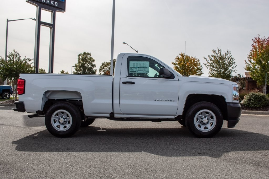 2018 Silverado 1500 Regular Cab 4x2,  Pickup #FK5461P - photo 8