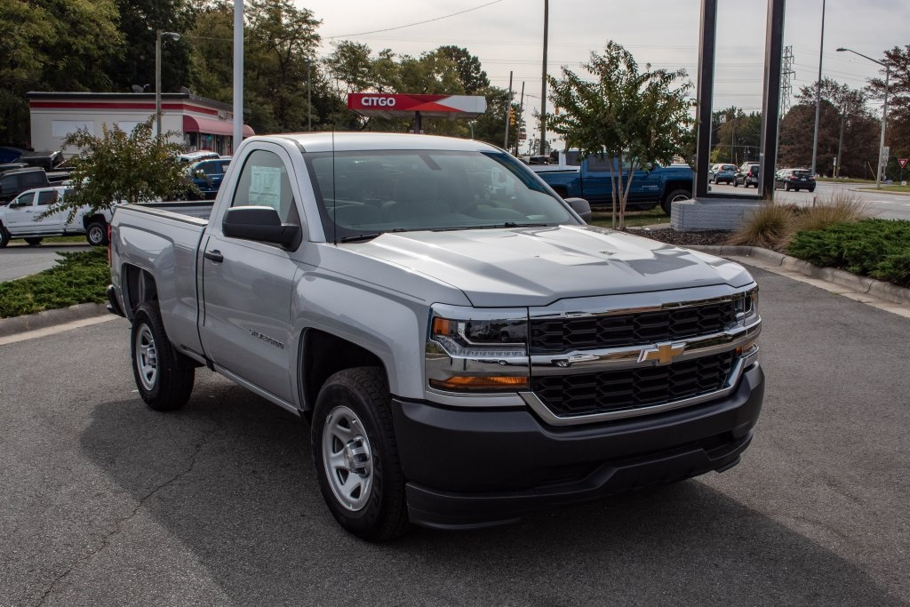 2018 Silverado 1500 Regular Cab 4x2,  Pickup #FK5551P - photo 10