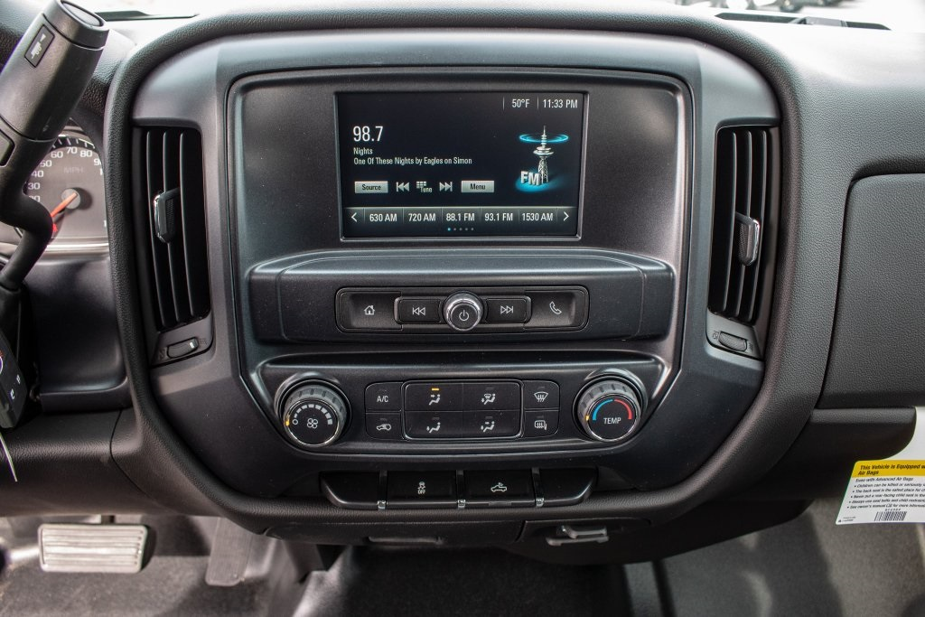2018 Silverado 1500 Regular Cab 4x2,  Pickup #FK5551P - photo 23