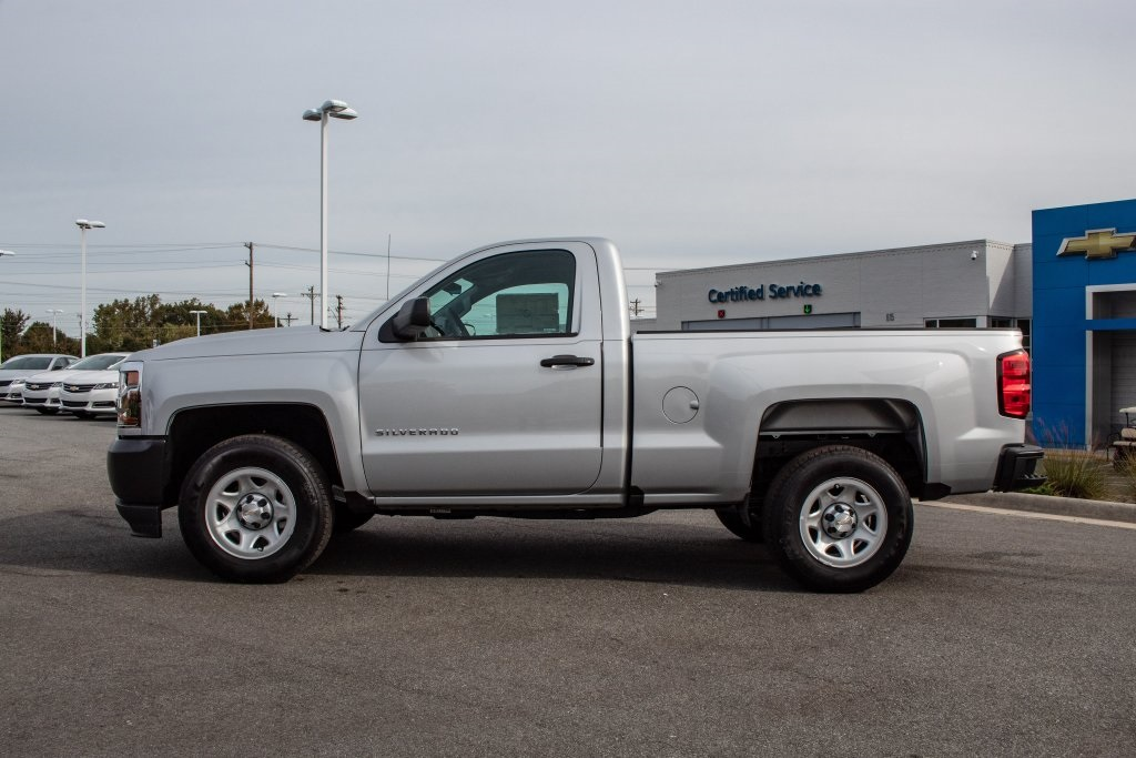 2018 Silverado 1500 Regular Cab 4x2,  Pickup #FK5551P - photo 3