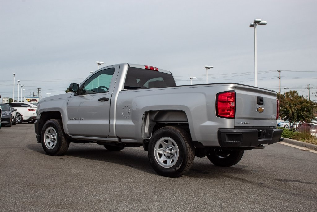 2018 Silverado 1500 Regular Cab 4x2,  Pickup #FK5551P - photo 2