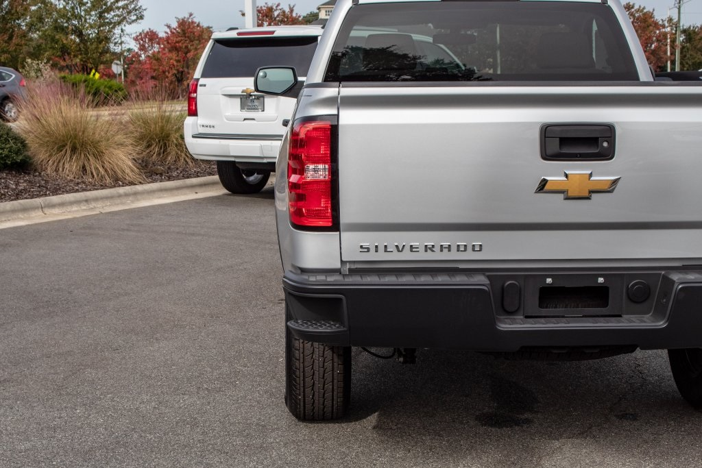2018 Silverado 1500 Regular Cab 4x2,  Pickup #FK5551P - photo 4