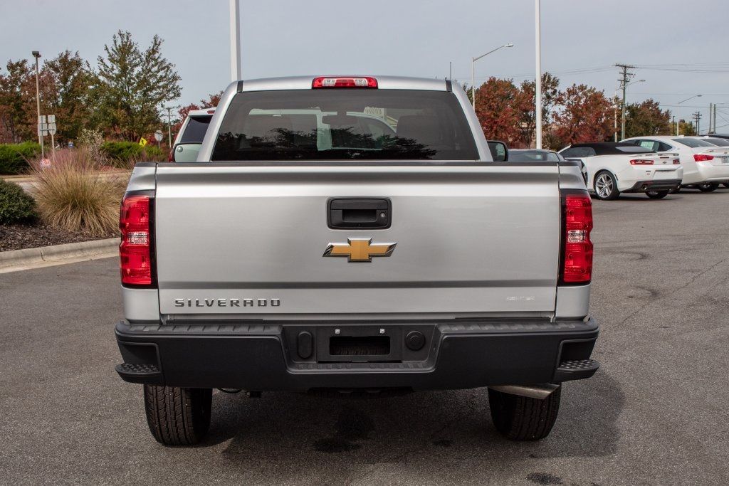 2018 Silverado 1500 Regular Cab 4x2,  Pickup #FK5551P - photo 5
