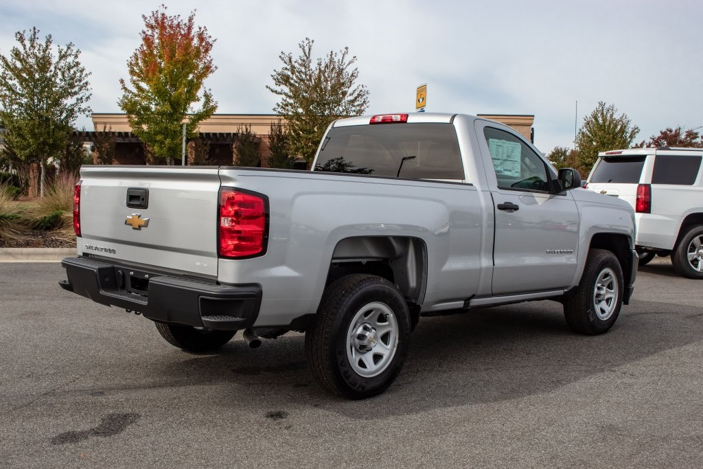 2018 Silverado 1500 Regular Cab 4x2,  Pickup #FK5551P - photo 7