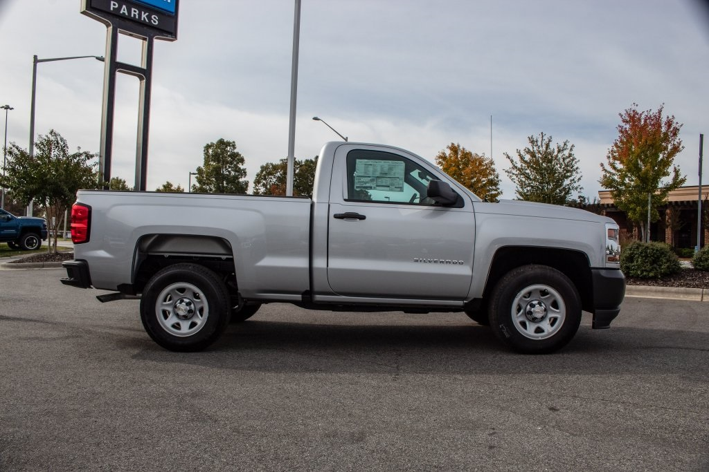 2018 Silverado 1500 Regular Cab 4x2,  Pickup #FK5551P - photo 8