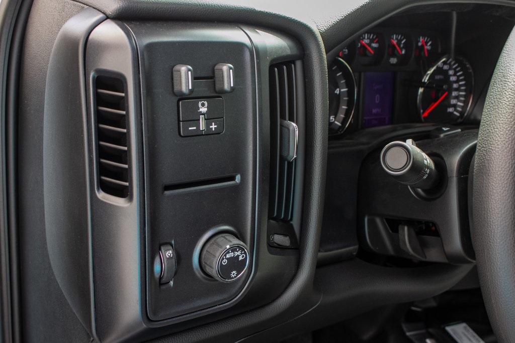 2018 Silverado 3500 Regular Cab DRW 4x2,  Freedom Platform Body #FK5706 - photo 16