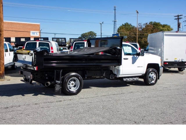 2017 Silverado 3500 Regular Cab DRW 4x2,  Knapheide Dump Body #FK5778 - photo 6