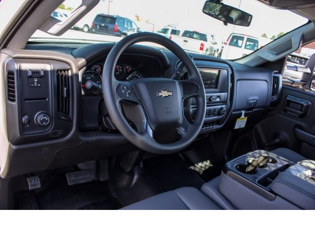 2017 Silverado 3500 Regular Cab DRW 4x2,  Knapheide Dump Body #FK5778 - photo 9